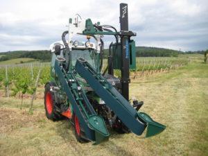 Vyvazovač letorostů Freilauber/LPV agro