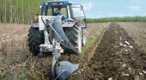 Rigolovací pluh LPV agro