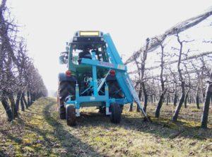 Podřezávač kořenů Agrofer/LPV agro