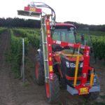 Ožínací lišta vinohradu B.M.V. /LPV agro