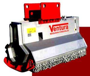 Ventura hydraulický mulčovač