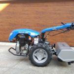 Jednoosý dvoukolový traktor Yagmur Safír