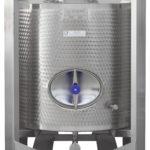 Nerezové tanky na víno vinifikátory