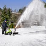 Grillo sněhová fréza